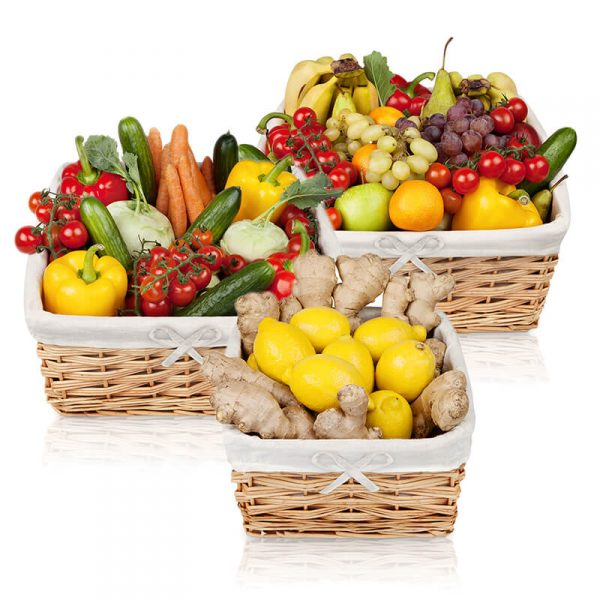 Großkunden-Lieferung vom Obst-Lieferservice Berlin