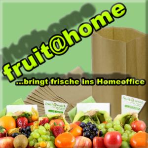 Homeoffice Obstkorb Berlin