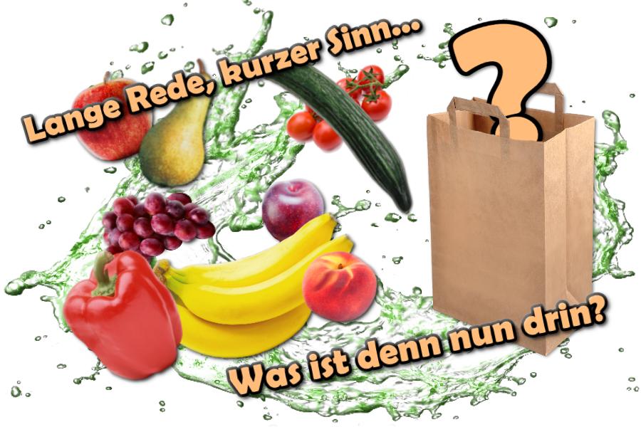 Inhalt fruit@home bag